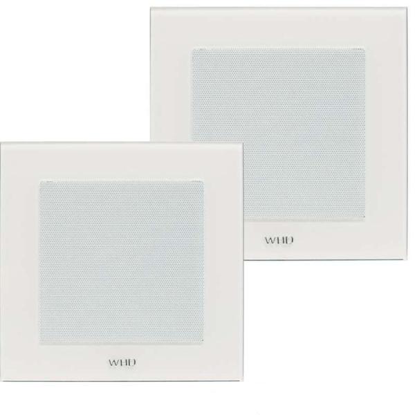 باند سقفی مربع WHD رنگ سفید