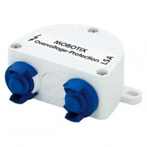 محافظ افزایش ولتاژ تجهیزات شبکه Mobotix