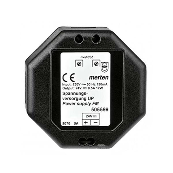 منبع تغذیه توکار 24VDC-0.5A مرتن