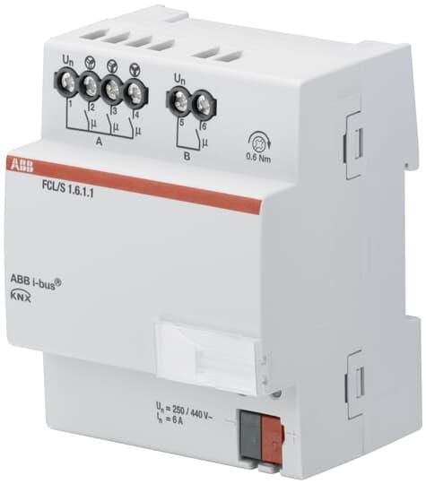 فعال ساز فن کویل 1 کاناله 6 آمپر