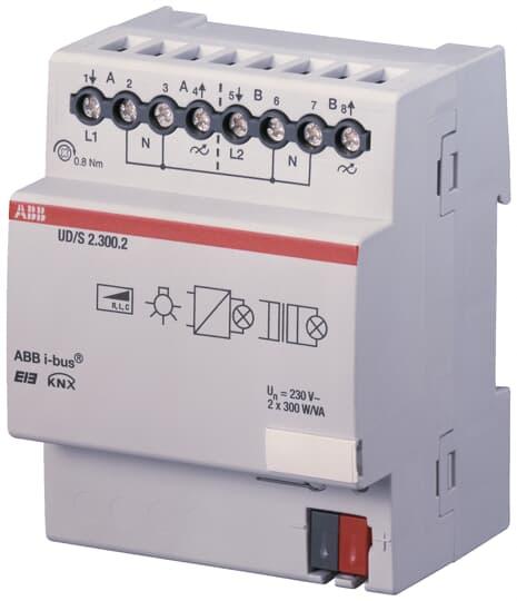 فعال ساز سوئیچ پرده 2 کاناله ABB ولت 300 MDRC