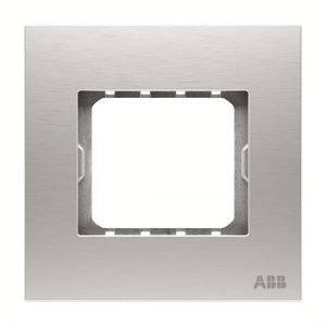 قاب نقره ای فلزی ABB