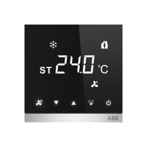 کلید هوشمند کنترل کننده دمای اتاق ABB