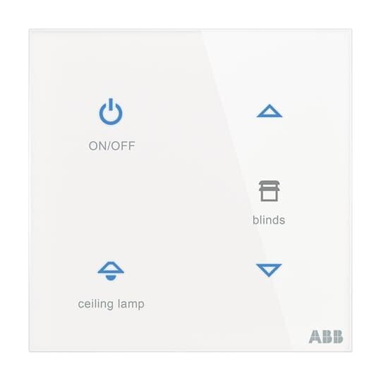 کلید هوشمند 4پل ABB