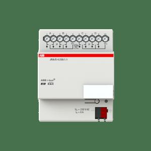 فعال ساز سوئیچ پرده 4 کاناله ABB متناوب 230 ولت